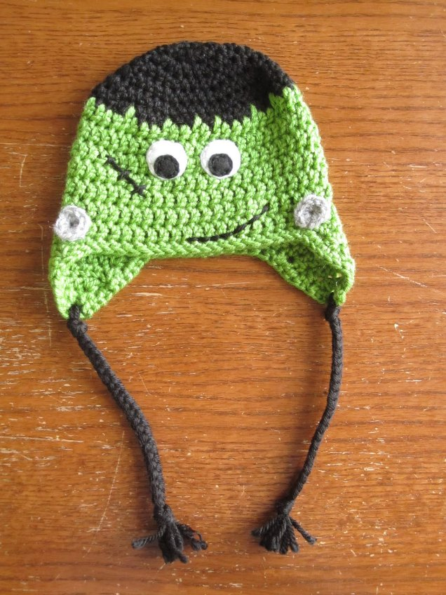 [Free Pattern] Lil Frankie Hat Is So Cute!