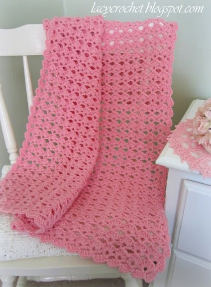 crochet lace patterns free Archives - Knit And Crochet Daily