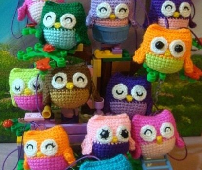 Free Pattern These Little Lovely Crochet Owls Are The Best Knit