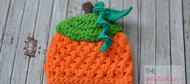 Free Pattern There Is Nothing Cuter Than A Pumpkin Hat On A Little
