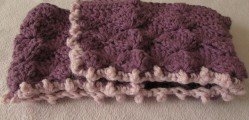 [Video Tutorial] Two Crochet Stitches And A Beautiful, Very Easy To Make Blanket