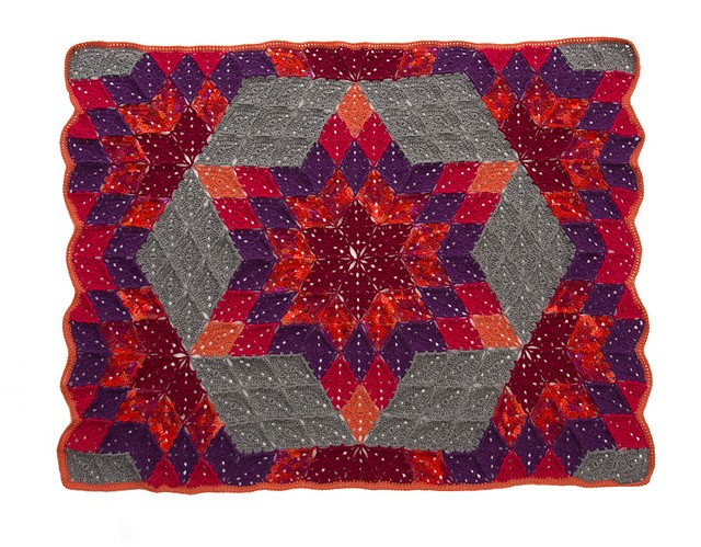 Video Tutorial Absolutely Beautiful Crocheted Throw With