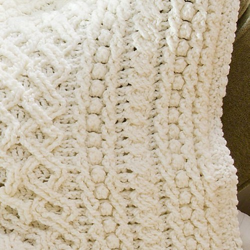 crochet afghan blanket patterns Archives - Knit And Crochet Daily
