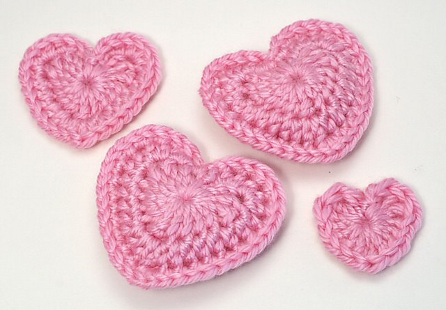 Love Hearts by June Gilbank