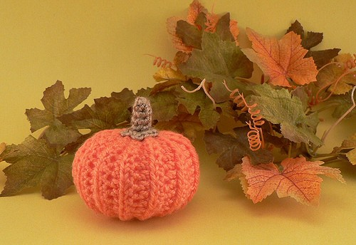 Free Pattern This Crochet Pumpkin Is The Perfect Pattern For Autumn