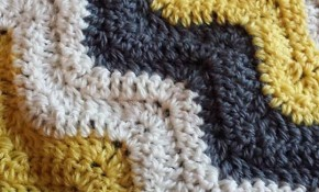 New Stitch A Day Chevron Knitting : Knit And Crochet Daily - Page 49 of 89 - Daily Crochet & Knit Inspiration