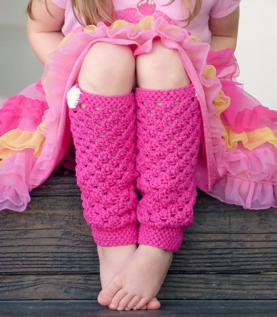 Free Crochet Pattern Leg Warmers Child : [Free Pattern] Look Amazing With These Fun And Cool Girly ...