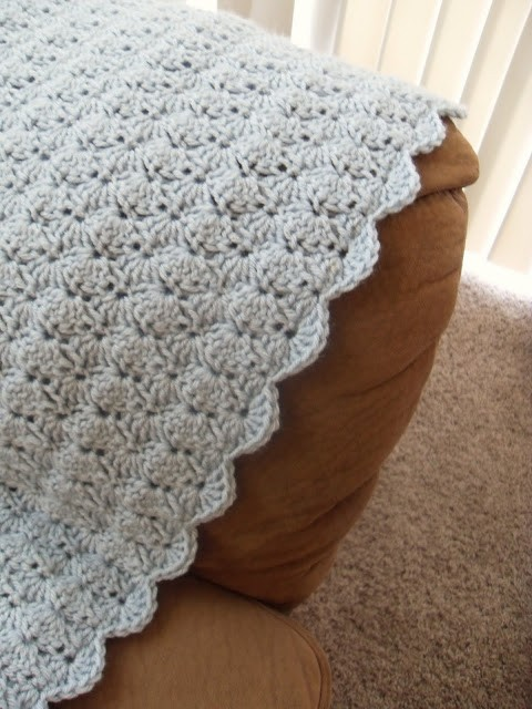 Free Pattern Simply Gorgeous Living Room Afghan Knit
