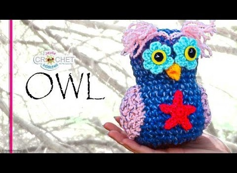 Cute Owl Free Crochet Pattern | Owl crochet patterns, Cute crochet ... | 350x480