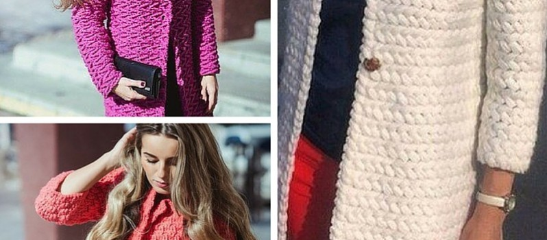 Free Patterns 3 Fabulous And Easy To Crochet Winter Coats Knit