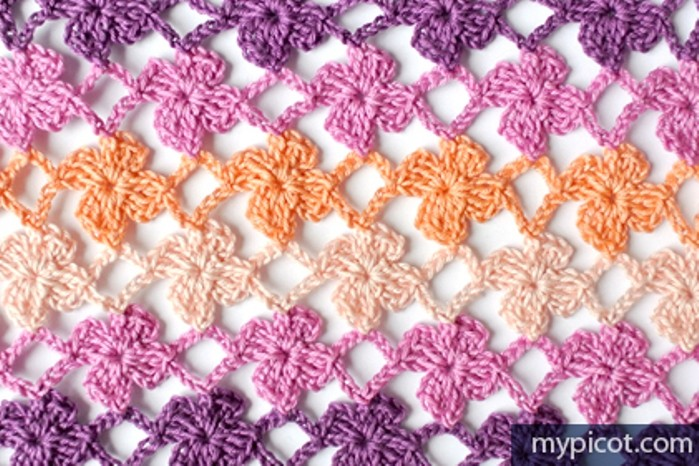 Crochet Lace Patterns Free Archives Knit And Crochet Daily