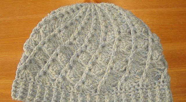e1a16bc2353  Free Pattern  Deceptively Simple Pattern Turns Into A Fabulous Divine Hat