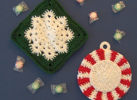 Free Pattern This Snowflake Potholder Is Probably The