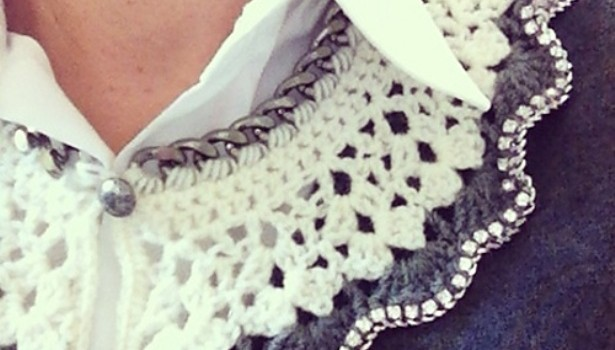 Free Pattern Simple Gorgeous And Super Quick Peter Pan Collar