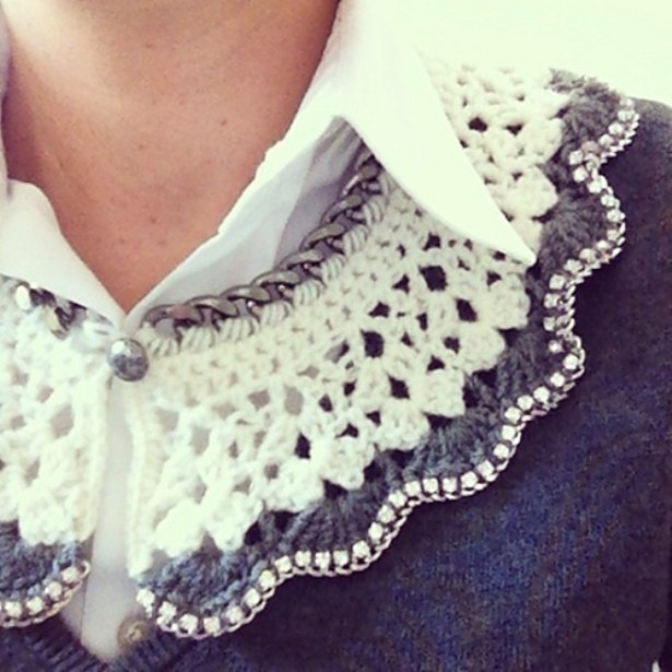 Peter Pan Collar by Emma Escott