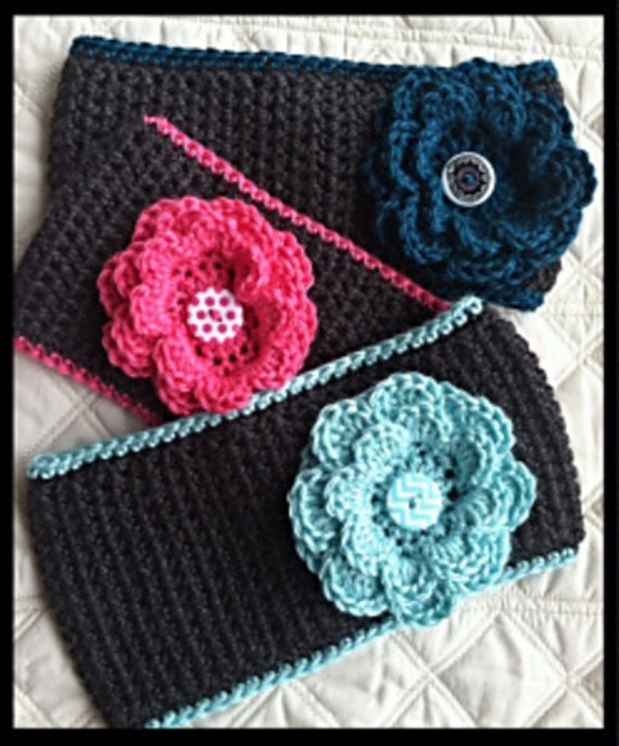 [Free Pattern] This Fast And Easy Ear Warmer With ...
