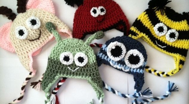 Free Pattern Simple, Basic Earflap Hat Available In All ...