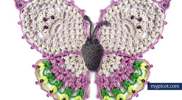 Free Pattern] Do You Like Butterflies? If You Do, You\'ll Love This ...