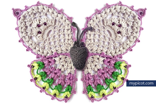[Free Pattern] Do You Like Butterflies? If You Do, Youll ...