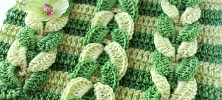 Photo Tutorial Learn A New Crochet Stitch Simple And