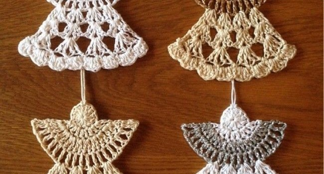 This Guardian Crochet Angel Pattern Is A Must Have Decoration