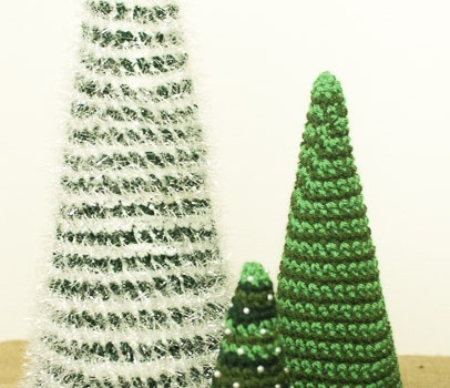 Free Pattern These Insanely Fast And Easy Christmas Trees Should Definitely  Be At The Top Of