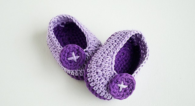 Free Pattern These Adorable Crochet Baby Booties Are Perfect For