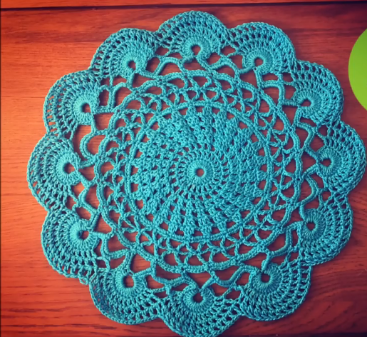 21 Free Crochet Doily Patterns Page 3 Of 3 Knit And Crochet Daily