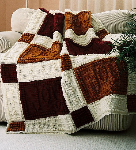 JOY blanket by Jody Pyott