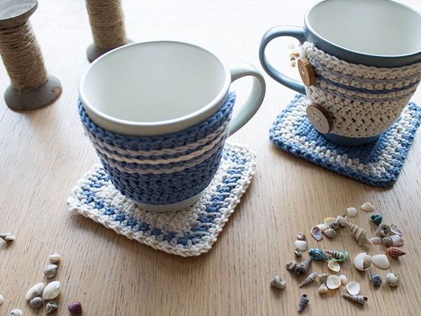 Mug Hug and Rug by Marinke Slump