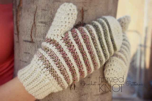 [Free Pattern] Men, Women, Boys & Girls Alike Can Rock These Mitts!