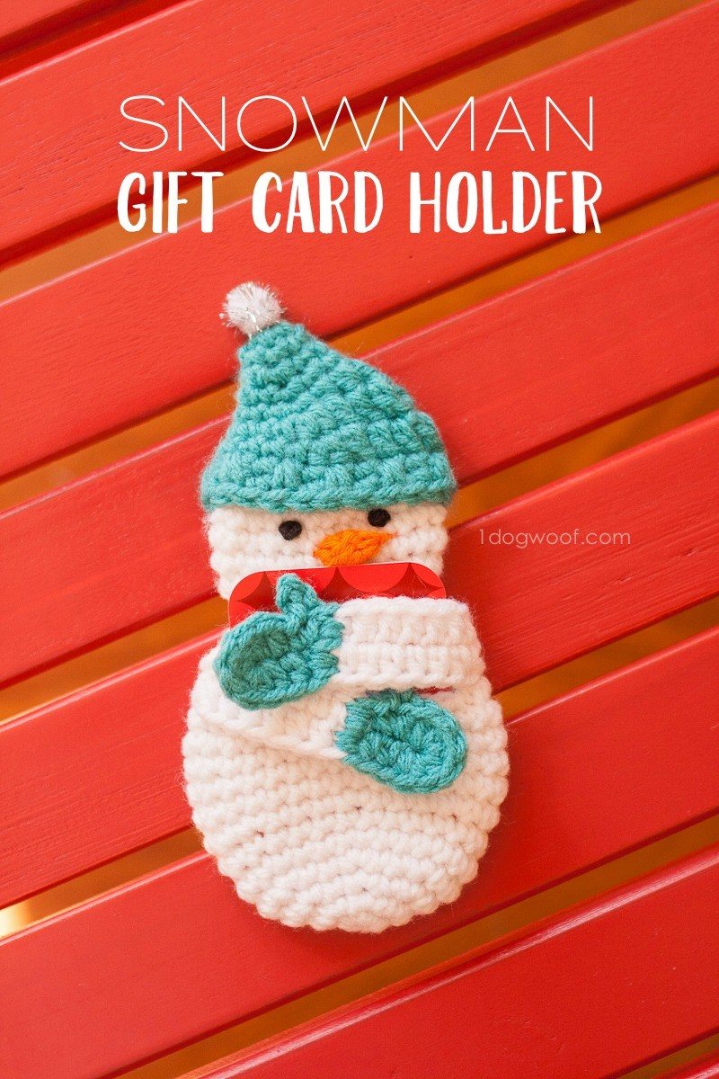 Free Crochet Pattern Gift Card : [Photo Tutorial] Cute And Clever Way To Give A Gift Card ...