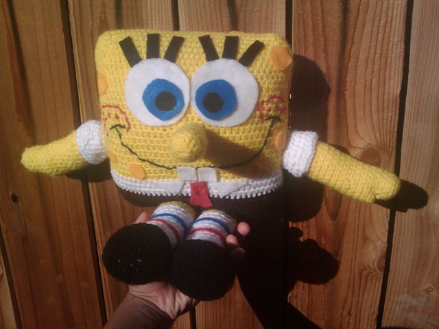 Spongebob Square Pants by Tawana Edwards