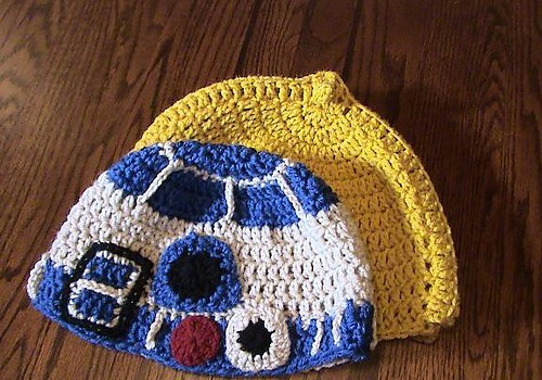 Free Crochet Pattern Star Wars : [Free Pattern] Any Star Wars Fan Will Absolutely Adore ...