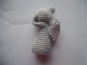 [Free Pattern] Weeping Angels Never Looked So Cute