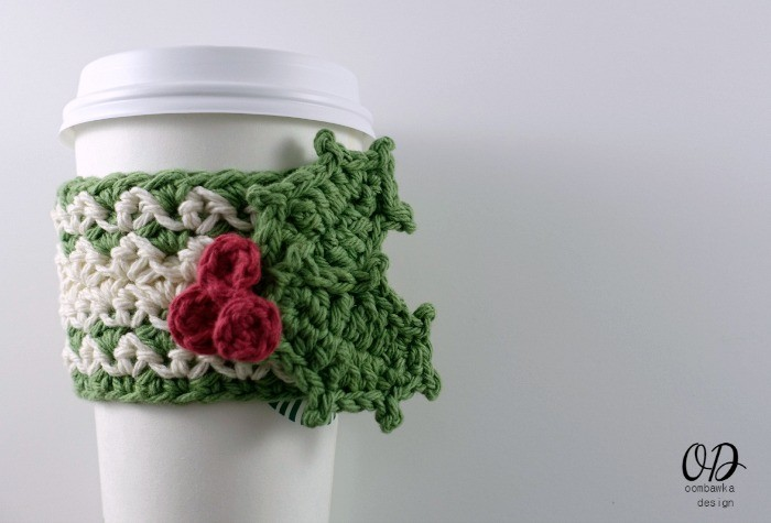 Winter mug cozy patterns