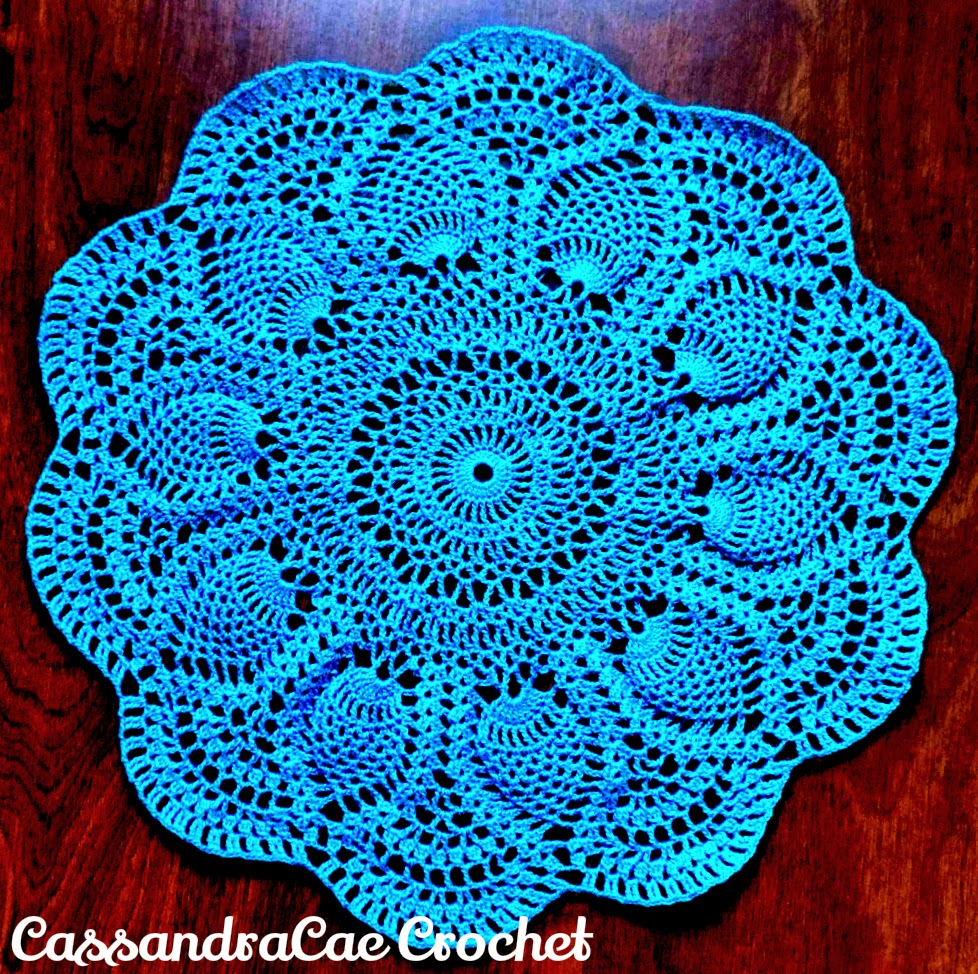 Free Crochet Pattern With Thread : These 10 Beautiful And Free Crochet Doily Patterns Are ...