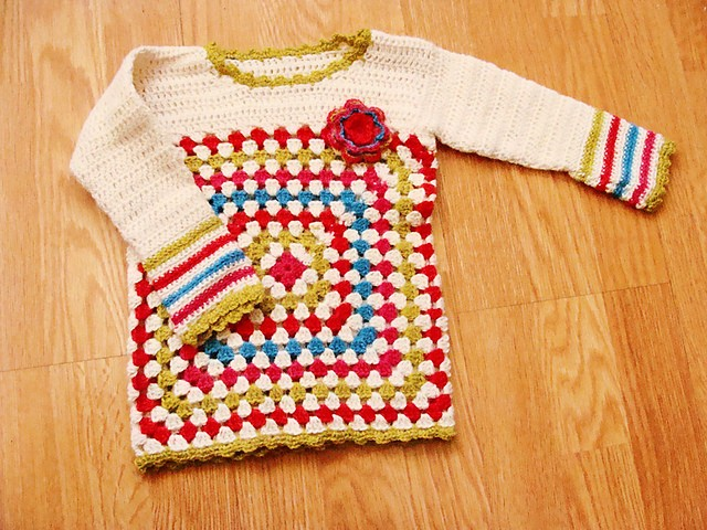 Bella Baby Pullover by Lthingies