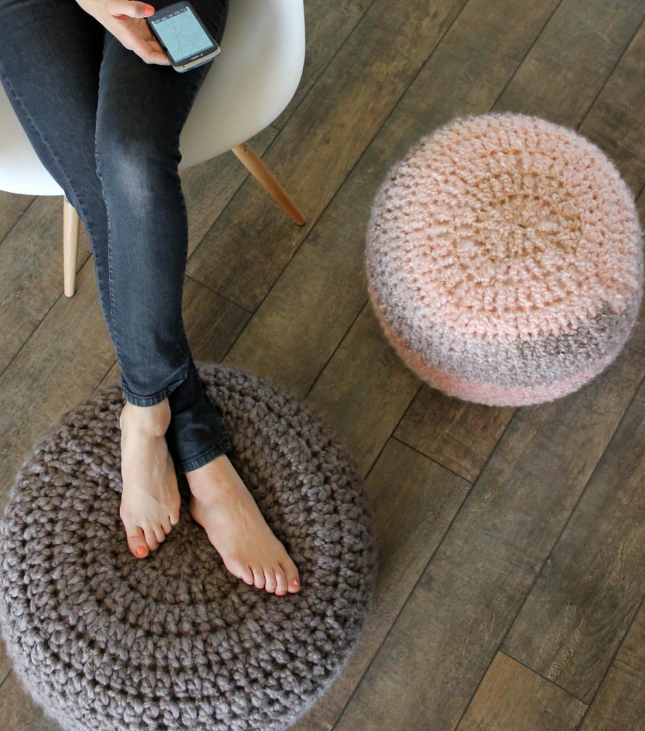 [Free Pattern] Make Your Own Crocheted Cushions (It's Easier Than You Think!)