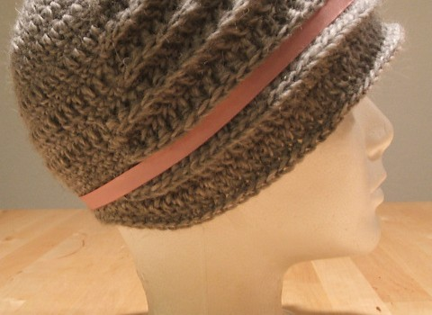 Free Pattern So Simple So Beautiful This Flapper Hat Pattern Is