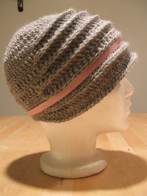 Flapper Hat by Sarah Arnold