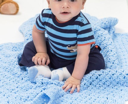 Free Pattern Really Cute Blanket And Fast Pattern To Work Up