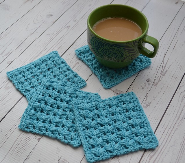 One Cup at a Time Coaster by Christins from My Sweet Potato 3