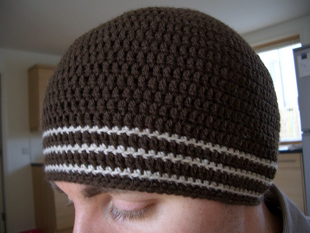[ Free Pattern] Very Stylish And Simple Neat Head Fitting Beanie ( A Beginner Could Easily Make It!)