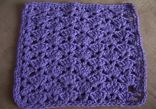 Free Pattern Adorable Snapdragon Washcloth Pattern Knit And
