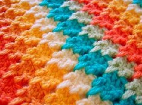 Free Pattern Learn A New Crochet Stitch The Icicle Stitch Knit