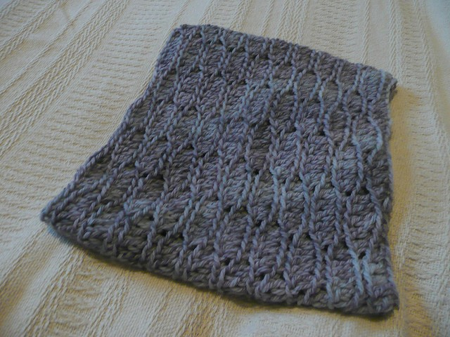 [Free Pattern] Super Easy And Super Fast… This Three-Hour Cowl Is Amazing!