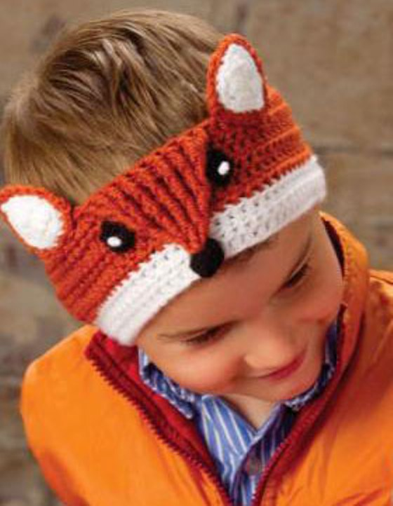 Fox-Headband-Free-Crochet-Pattern-