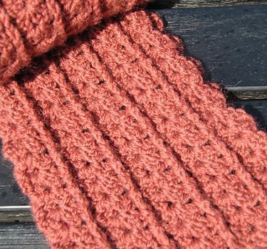 Free Pattern] This Fabulous Scarf Looks Beautiful In All The ...