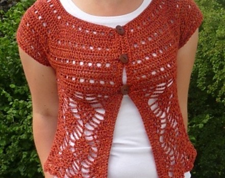 Free Pattern Splendid Crochet Lace Sweater Youll Fall In Love With
